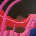 Самостоятелната изложба на Харита Асумани - FALLING ≠ FLYING