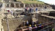 Подновиха разкопките в Хераклея Синтика