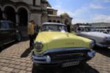 Стари автомобили дефилираха в центъра на София