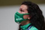 Антоанета Костадинова с олимпийски медал за България