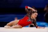 Звездите в спортната гимнастика на Олимпиадата