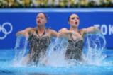 Най-добрите в синхронното плуване