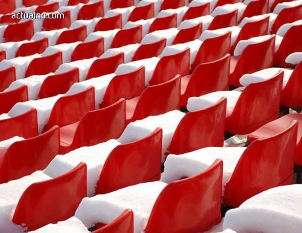 photo of Междинният кръг в Първа лига беше отложен заради лошото време