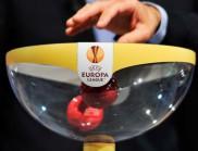 Жребият е хвърлен: Ясни са 1/8 - финалните двойки в Лига Европа