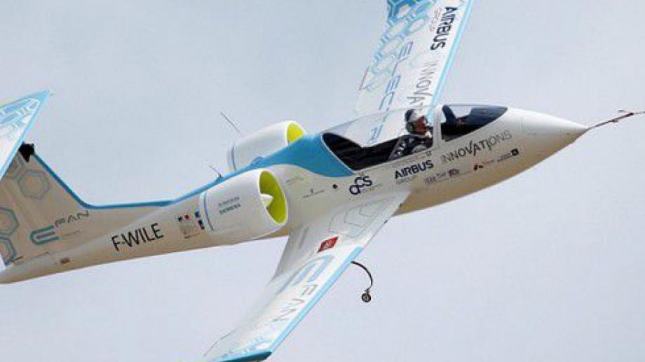 Германският стартъп Lilium, който произвежда електрически самолети, които могат да