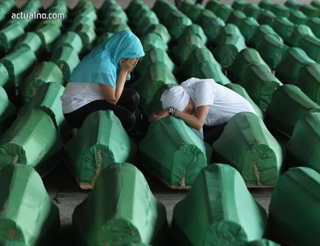 photo of Холандия намали вината си за клането в Сребреница