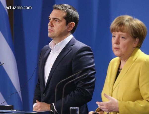 photo of Меркел ще помага на Ципрас за Договора от Преспа, той заплаши Каменос с вот на доверие