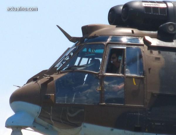 photo of Военен хеликоптер падна в района на летището в Пловдив (ВИДЕО)