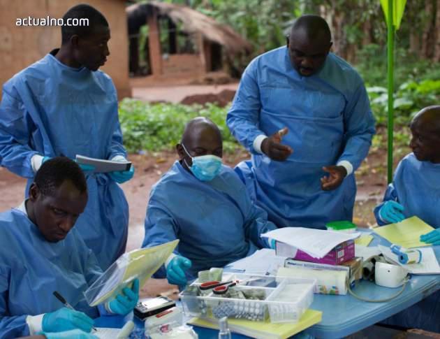 photo of Втора смърт от ебола в Конго