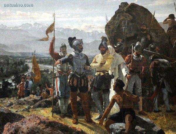 Резултат с изображение за конкистадор Ернан Кортес