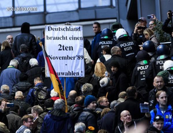 photo of Протестите в Кемниц - бунт срещу системата, но какъв бунт?