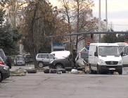 Бомбена експлозия избухна пред гръцка телевизия