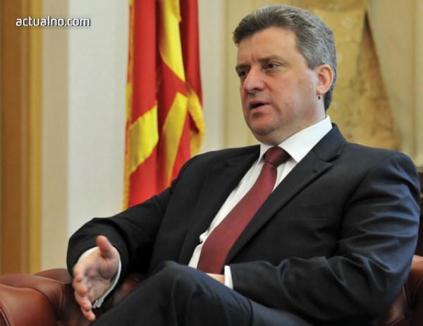 photo of Македонският президент отпрати премиера и външния министър след 120-секундна среща за името