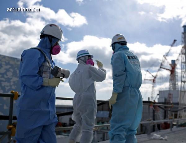 """photo of За пръв път - стартира изваждане на ядрено гориво от поразен реактор във """"Фукушима"""""""