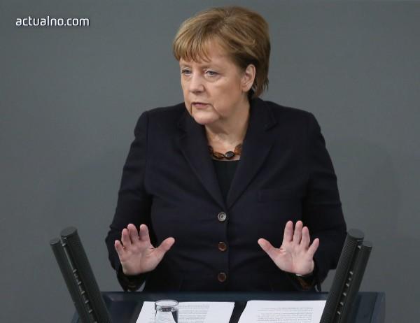 photo of Меркел подкрепи Ципрас за Договора от Преспа