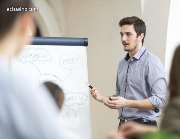 photo of Станете експерт в презентирането на английски език (ВИДЕО)