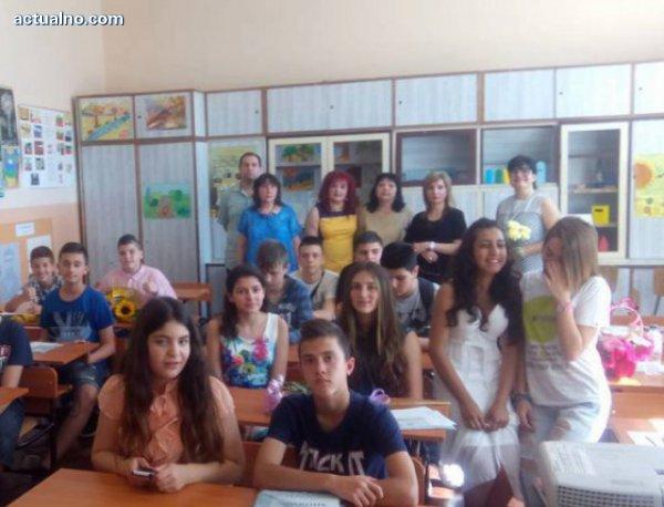 photo of Училище изпрати цял випуск отличници