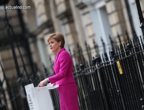 photo of Шотландският премиер отново заяви намерение за референдум за излизане от Великобритания