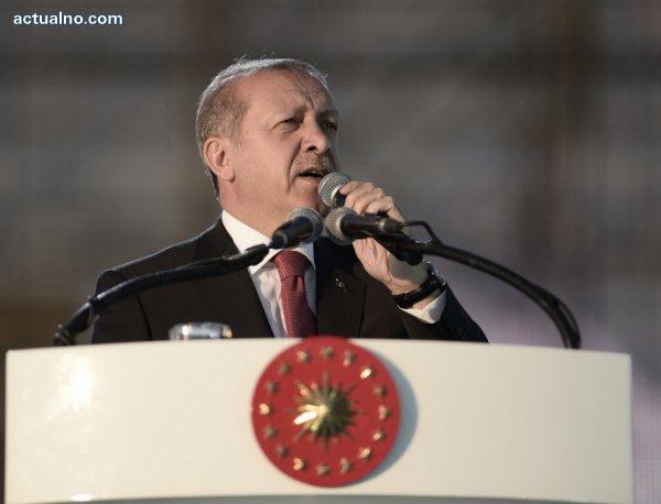 photo of Ердоган официално откри третия мост над Босфора