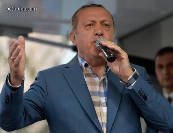 photo of Ердоган: Турция няма да преговаря с Асад, той е убиец
