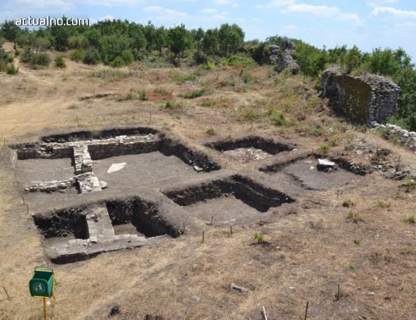 """photo of Освобождават пет археологически обекта за строителството на язовир """"Луда Яна"""""""