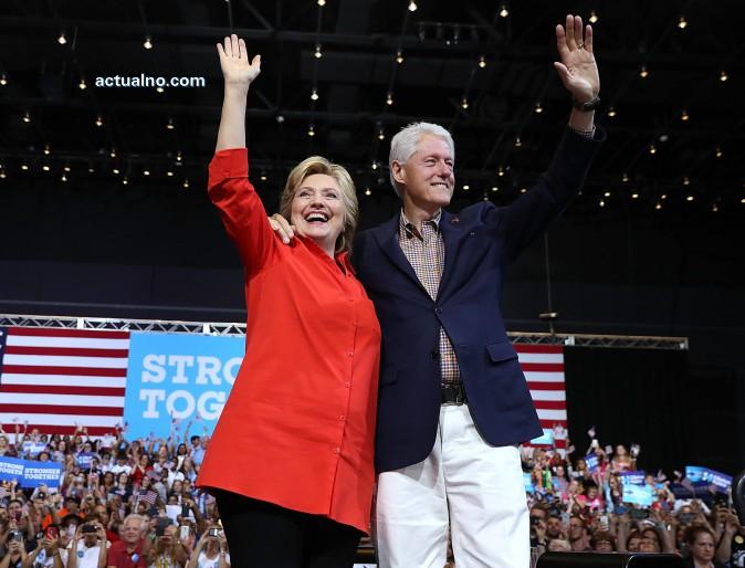 photo of Семейство Клинтън приело 1 млн. долара от държава, спонсорираща тероризма