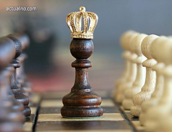 photo of Държавата не счита шахмата за спорт, който дава поле за деца с изявени дарби