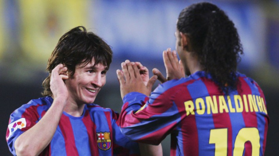 Роналдиньо: Не съм си и помислял, че Меси може да облече фланелката на ПСЖ