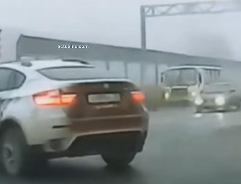 photo of Само в Русия: Компилация от катастрофи с BMW X6 (ВИДЕО)
