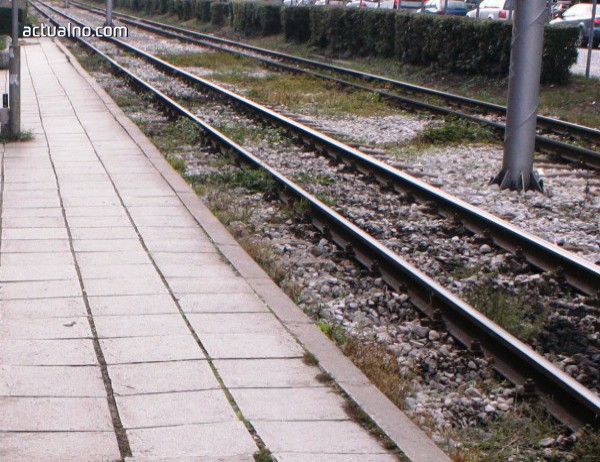 photo of Спират за месец и половина трамвай № 7 в столицата