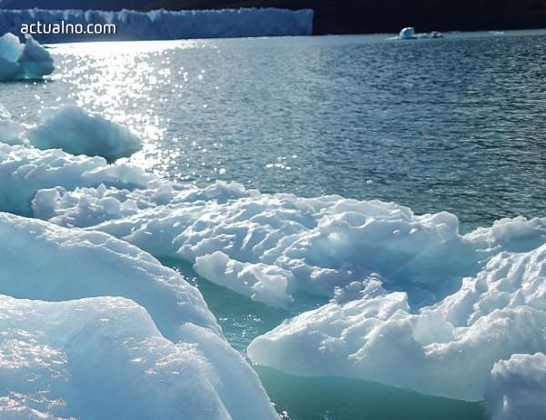photo of Студовете доведоха до заледяване на Охридското езеро