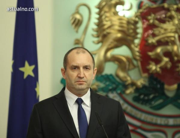 photo of Радев: В днешно време демокрацията е в отстъпление