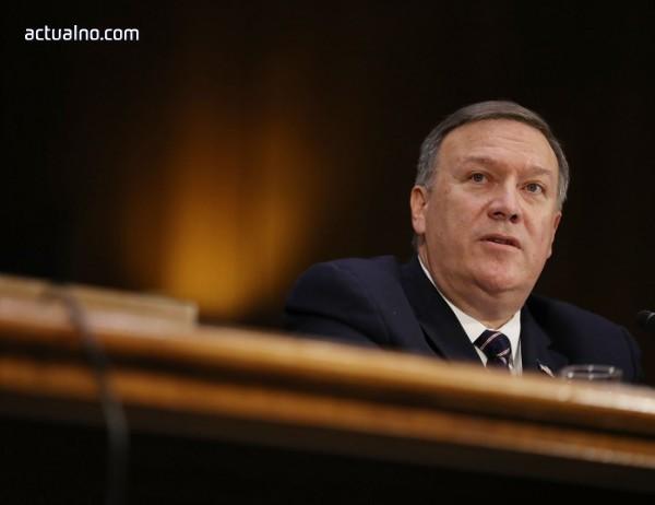 "photo of Майк Помпео се закани на Иран и ""Хизбула"""