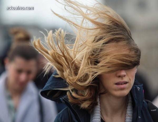 photo of Жълт код за силен вятър е в сила за 21 области