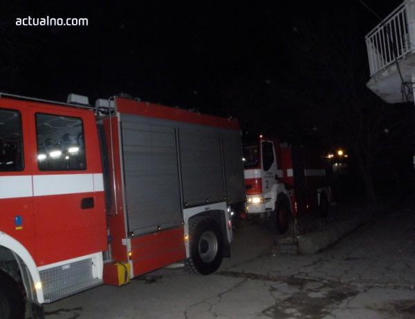 photo of Пожар изпепели читалището в родопското село Скребатно