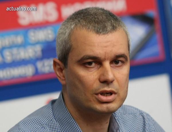 photo of Костадин Костадинов пред Actualno.com: Правителството трябва да падне, защото е престъпно