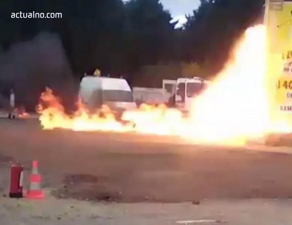 photo of 18 жертви, след взрив на цистерна с гориво в Нигерия