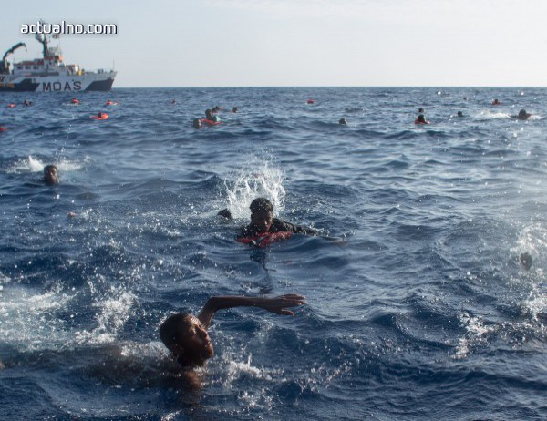 photo of ООН: Средно шестима мигранти умират всеки ден в Средиземно море