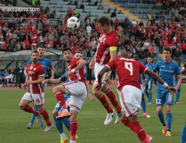 photo of Левски наказа ЦСКА в първия мач за Купата на България
