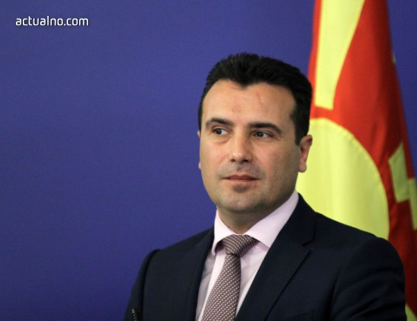 photo of Заев: ЕС и НАТО обединяват македонците и политически, и етнически
