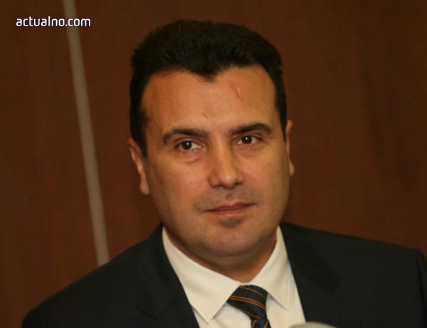 photo of Заев: Законът за езиците не противоречи на Конституцията