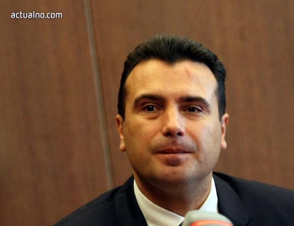 photo of Заев очаква подкрепа от опозицията в решението на спора за името
