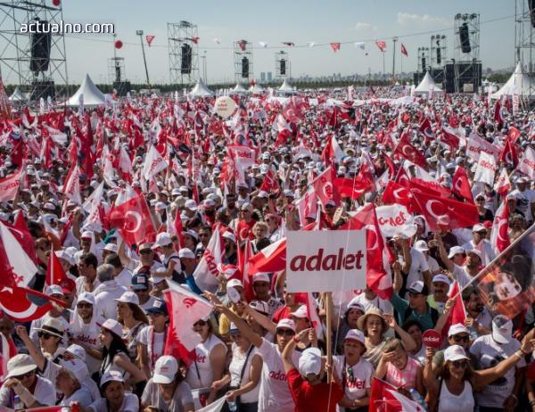 photo of Заради страх от масови протести, Анкара временно забрани всякакви публични прояви