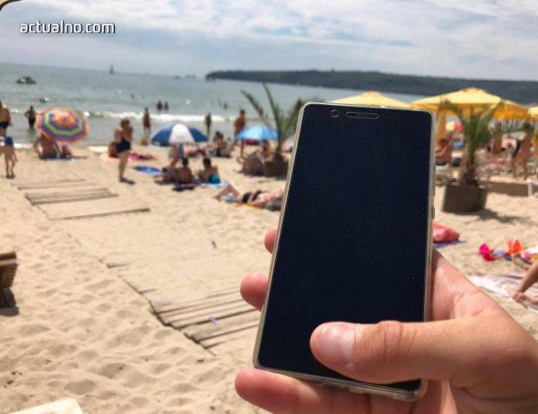 photo of Actualno.com тества 4G от плажа във Варна (ВИДЕО)