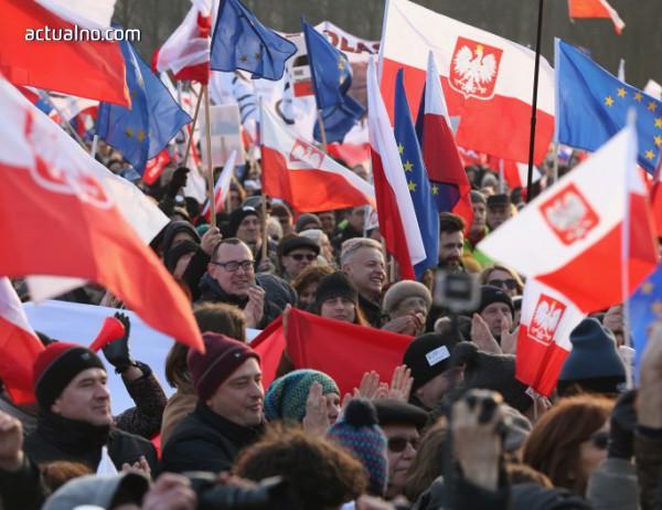 photo of Полша - финалният пирон в ковчега на ЕС?