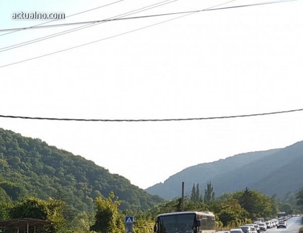 photo of Ще има две платна за влизане в София през Владая