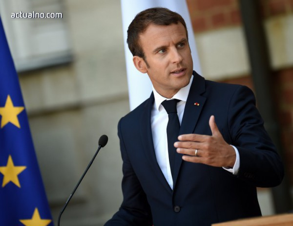 photo of Макрон не се отказва от намерението си да отиде в Русия, не бил обявил война на Асад