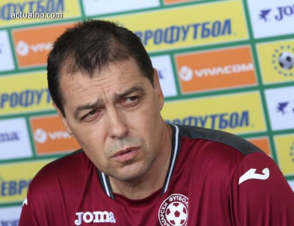 photo of Хубчев: Играчите показаха мъжество и хъс, нужно е надграждане