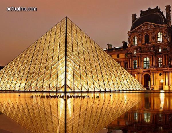 photo of Лувъра с рекорд през 2018 г.