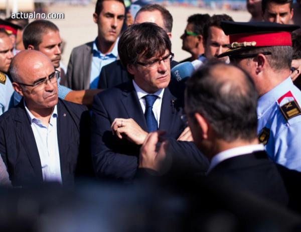 photo of Пучдемон: Няма друг начин, освен да управлявам Каталуния от Белгия